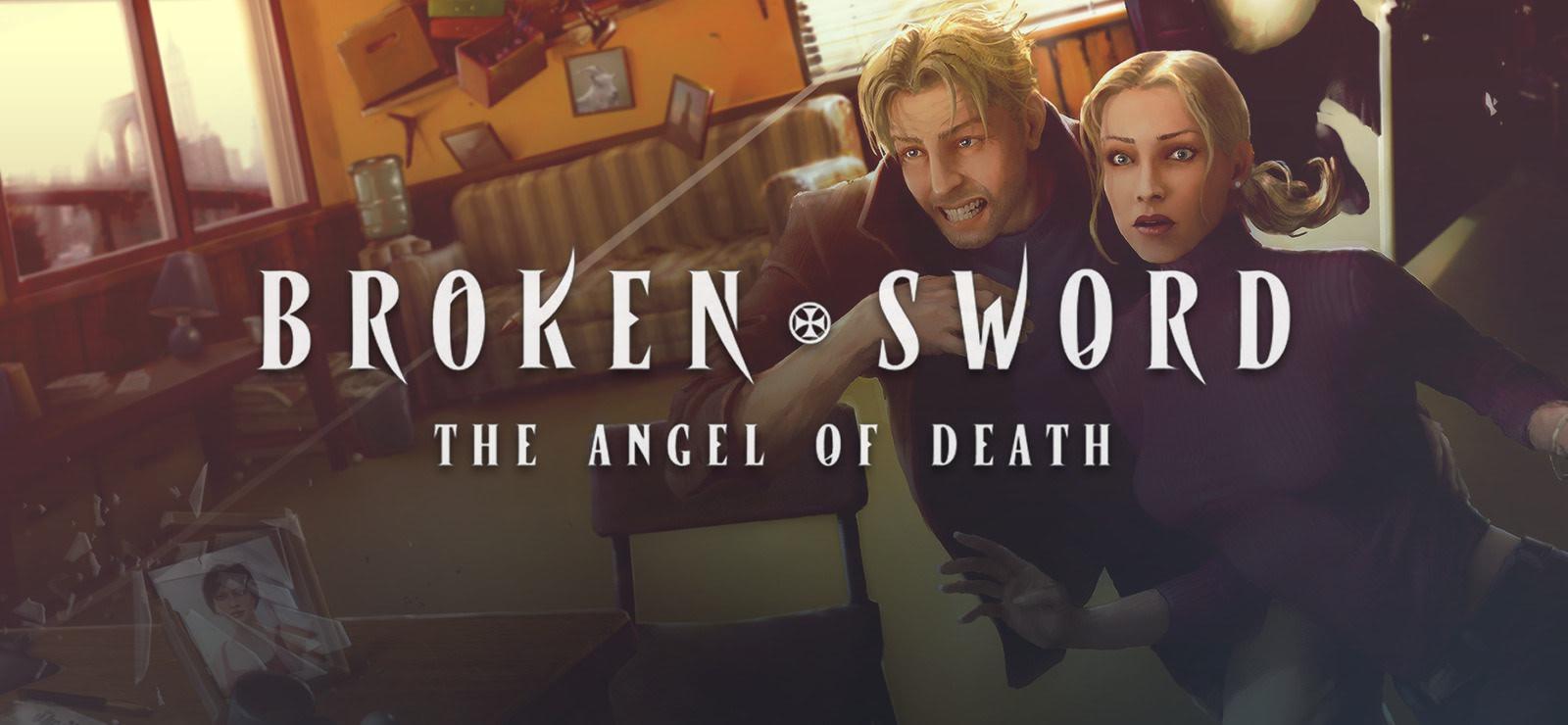 Broken Sword 4: The Angel Of Death (Secrets Of The Ark)