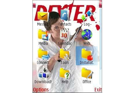 Dexter Theme