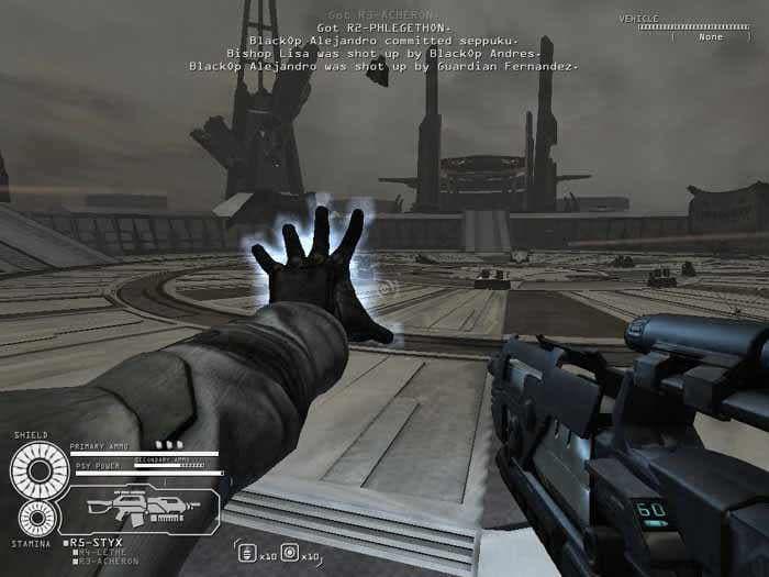скачать игру Cellfactor Revolution - фото 6