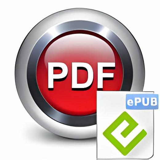 4Videosoft PDF ePub 作成