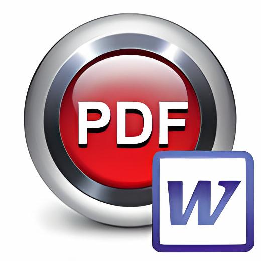 4Videosoft PDF to Word Converter