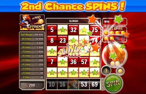 Slingo Arcade: Bingo Slot Game