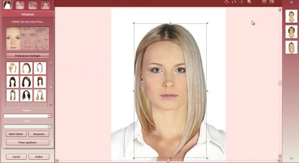 Virtual Hairstyles emejing hairstyles Virtual Hairstudio Is A Desktop App For Windows Pcs That Lets Users Preview Virtual Hairstyles View Full Description Virtual Hairstudio