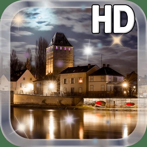 Night Strasbourg Live HD