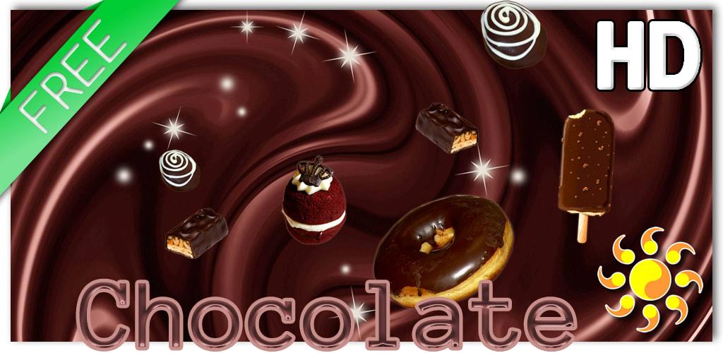 Chocolate Live Wallpaper