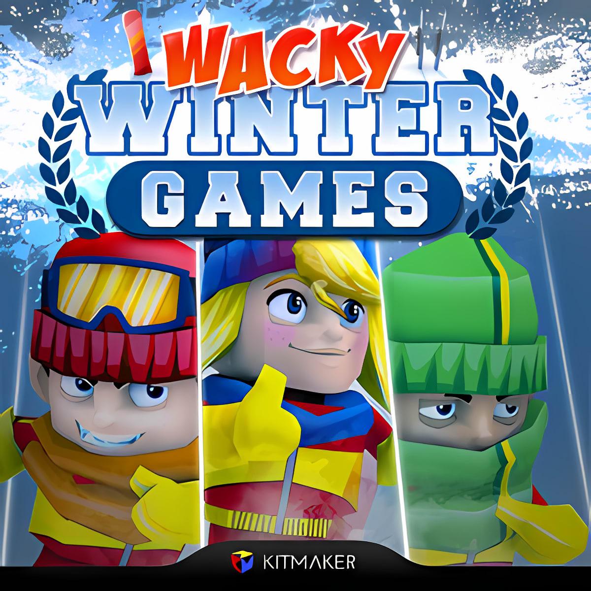Wacky Winter Games