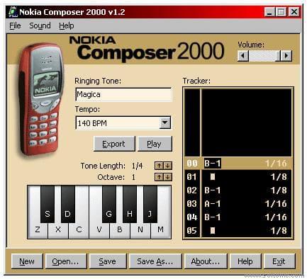Nokia Composer 2000
