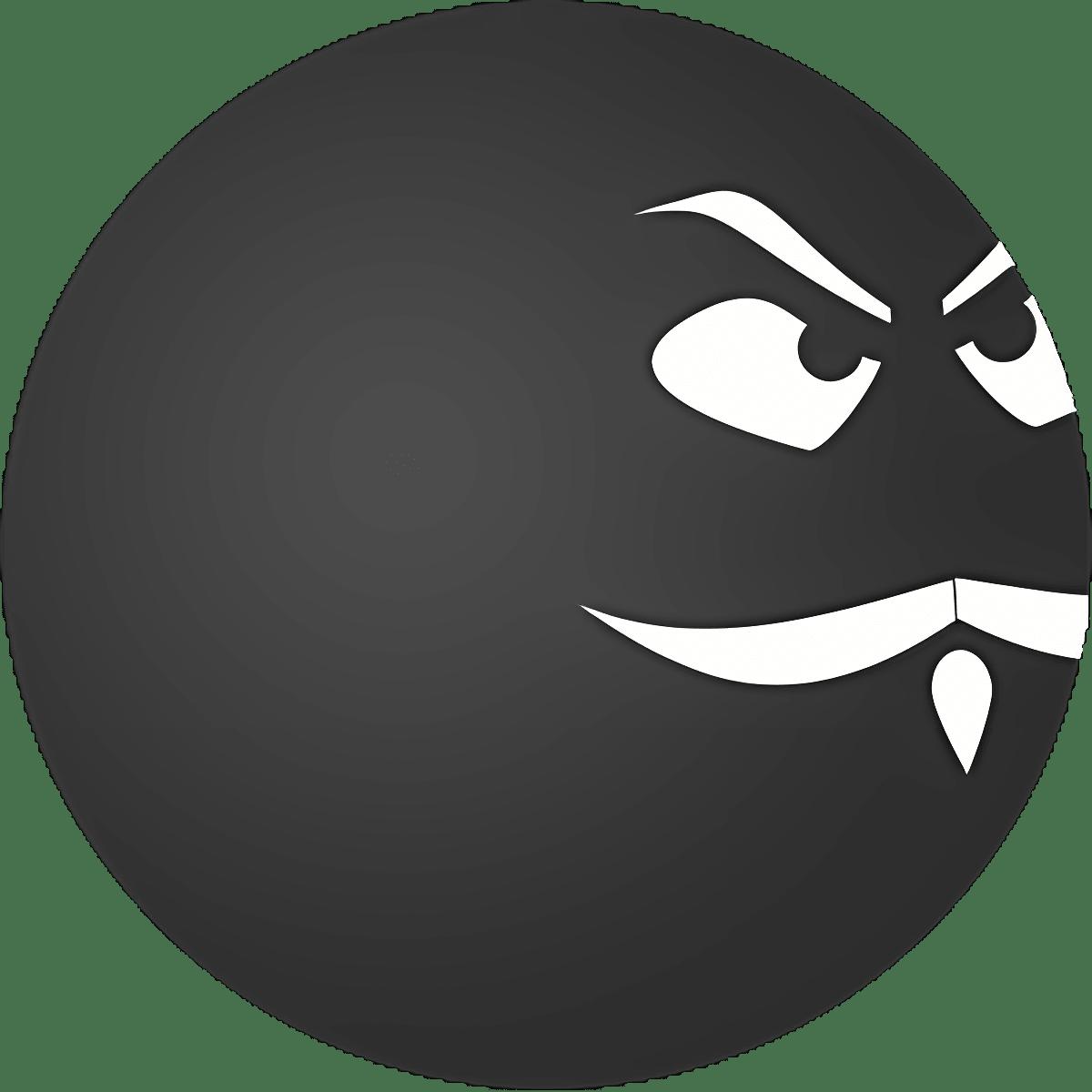 Black Ball - The Bouncing ball