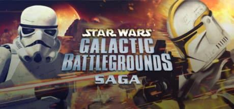 STAR WARS Galactic Battlegrounds Saga 2016