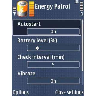 Energy Patrol