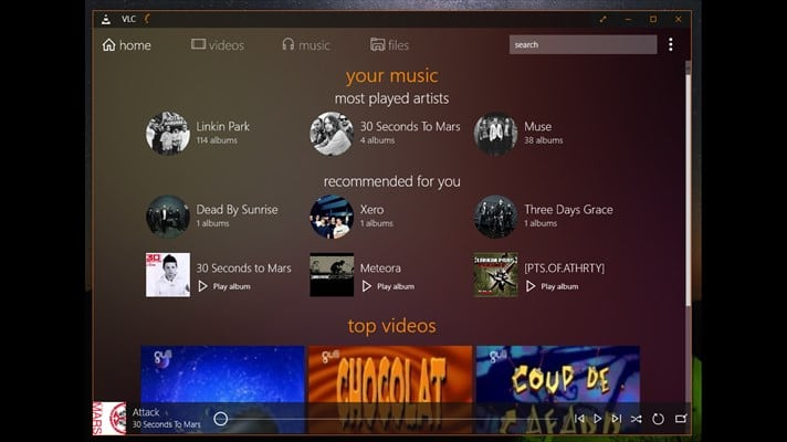 VLC for Windows 10 (Windows) - Download