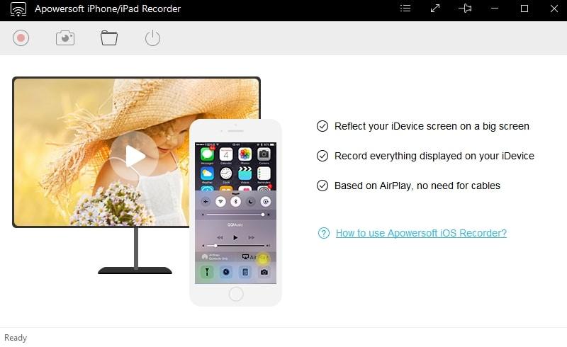 Apowersoft iPhone/iPad Recorder