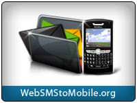 Web SMS to Mobile GSM