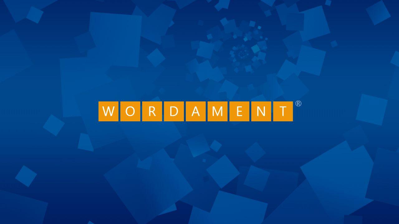 Wordament for Windows 10