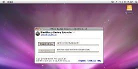 BlackBerry Backup Extractor