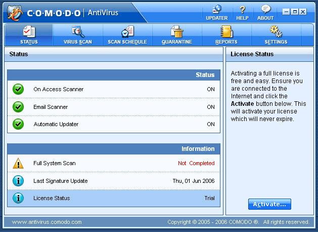Comodo AntiVirus
