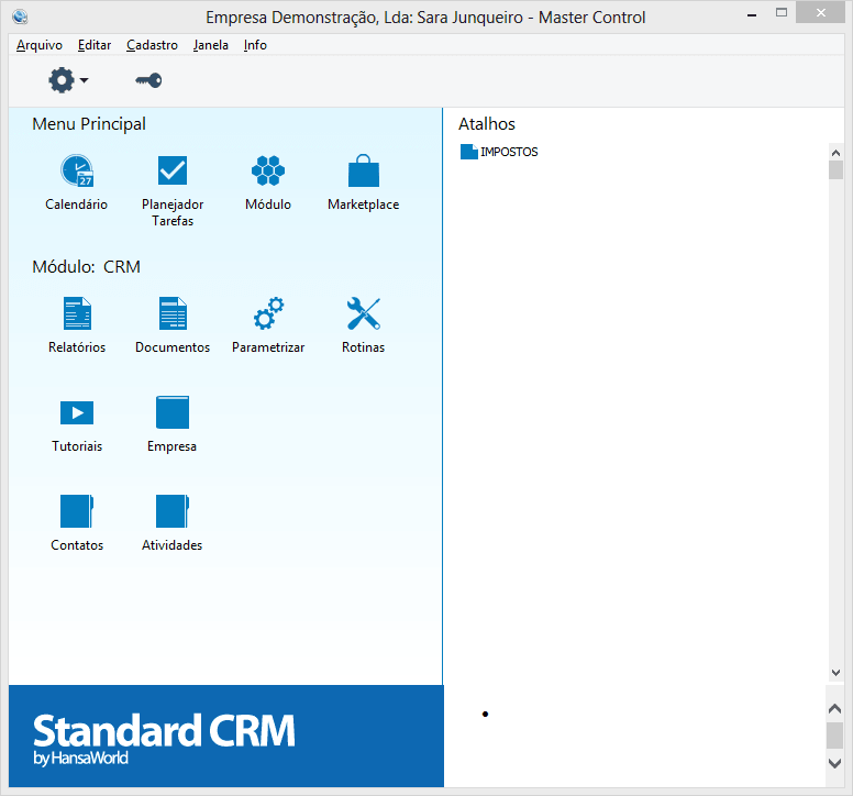 Standard CRM BRA