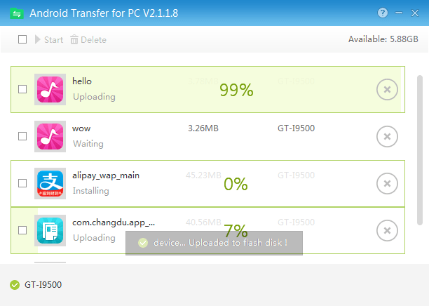 Android Transfer for PC