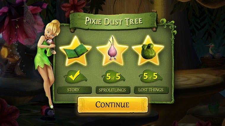 Disney Fairies Hidden Treasures for Windows 10