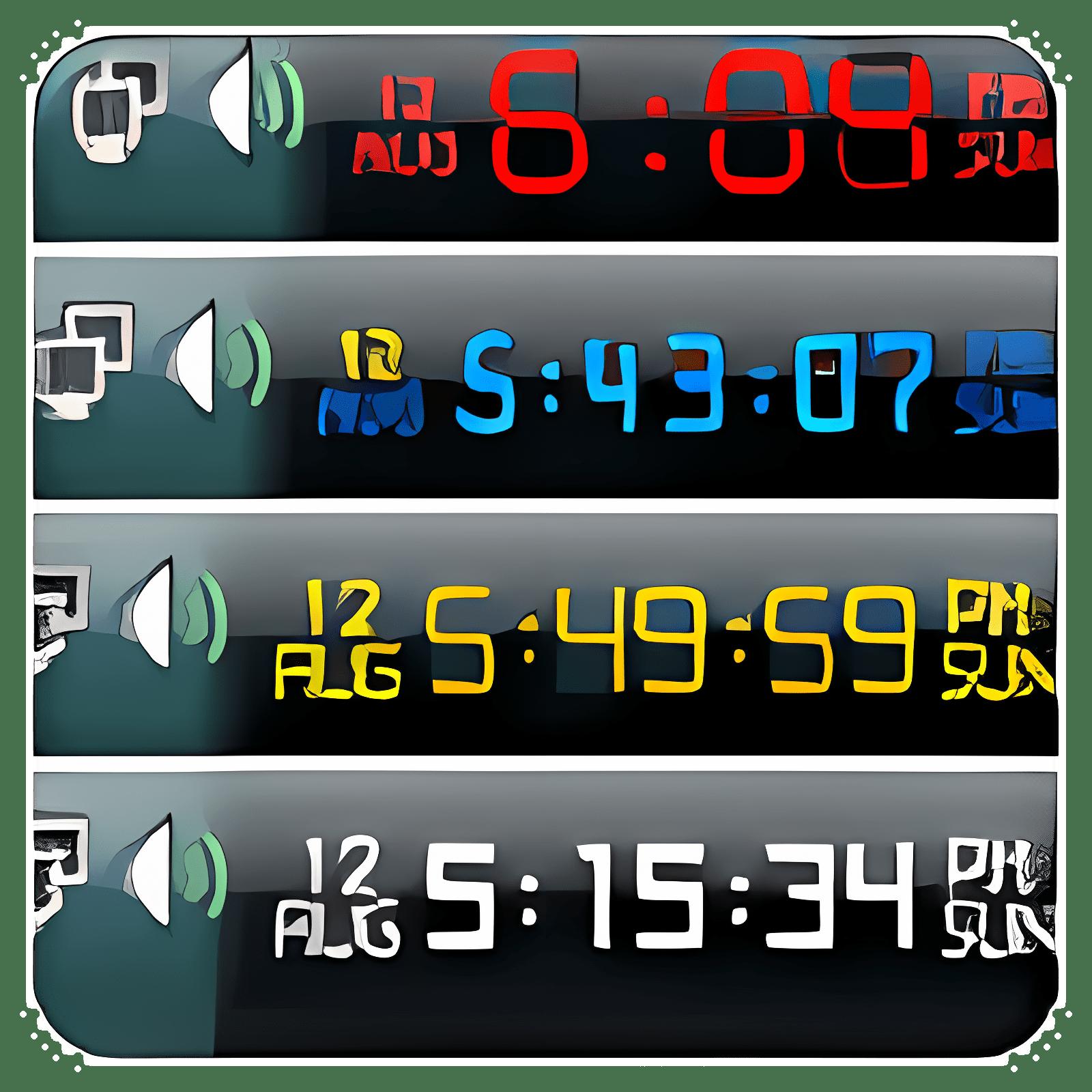 Atomic Alarm Clock