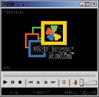 BPlayer2, Based on Windows Media Player 6.4