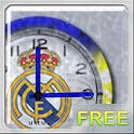 Real Madrid FC Reloj Widget 1.0