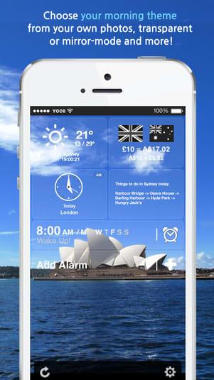 Morning Kit (Alarms & Info Widgets)