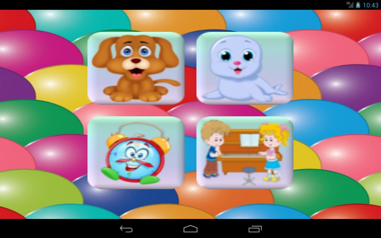 Babyclick (Juegos para Bebes)