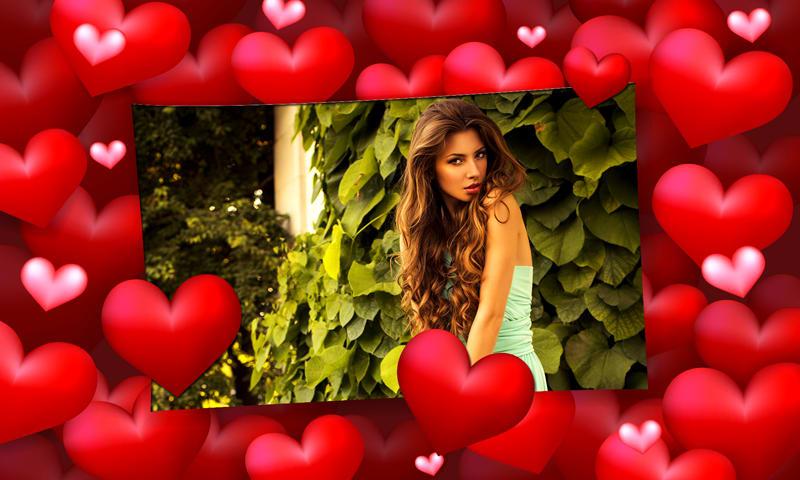 Heart Photo Frames