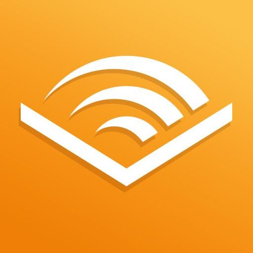 Audiobooks from Audible Varies with device