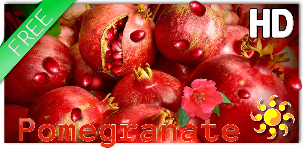 Fruit Pomegranate LWP