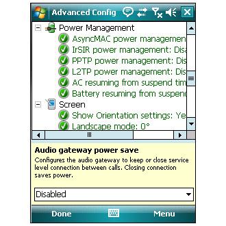 Schaps Advanced Config
