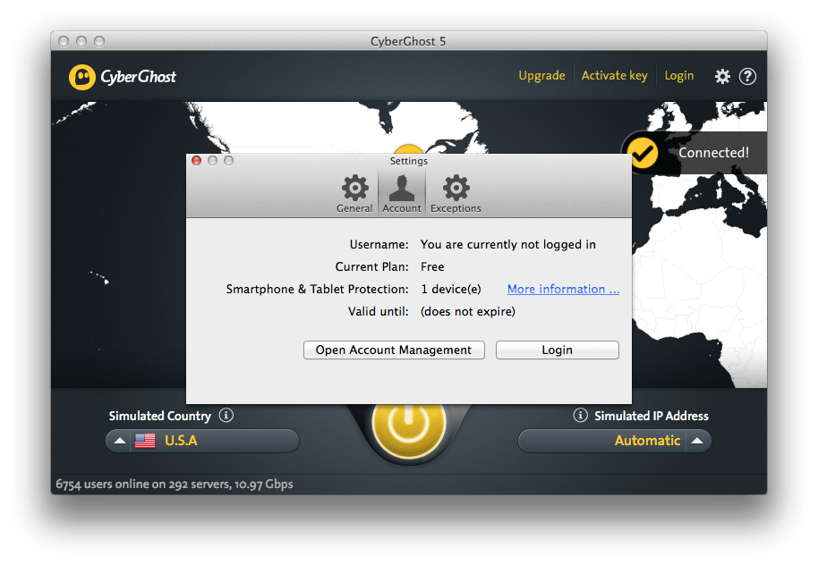 Cyberghost mac download free