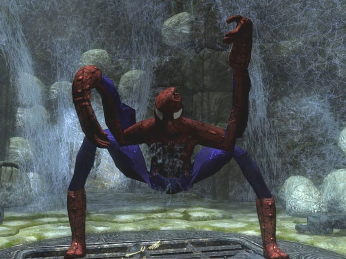 Skyrim No Spiders – PIDERMAN DITION Mod