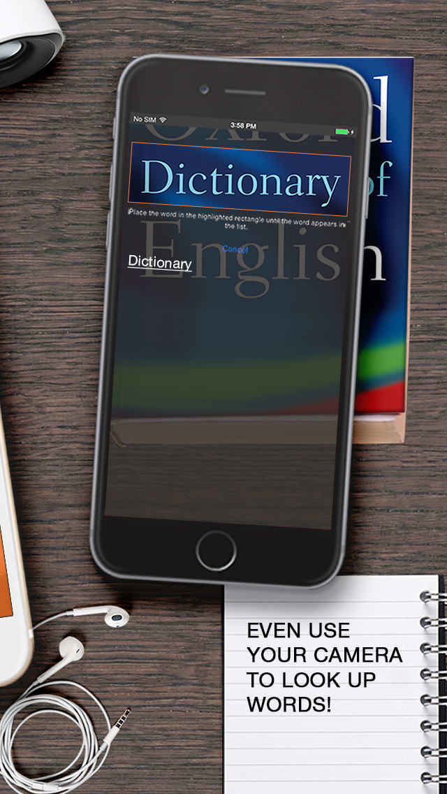 Oxford Dictionary of English plus Audio