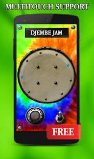Djembe tambor Jam