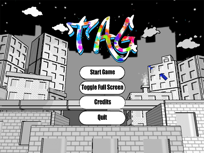 TAG: The Power of Paint