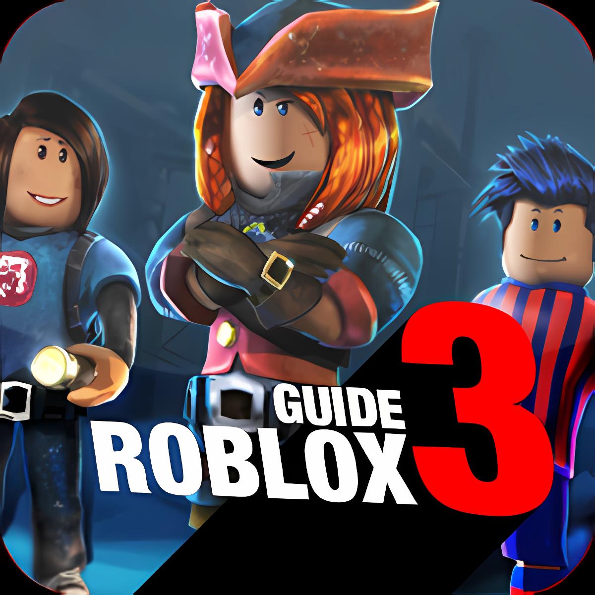 Free Roblox 3 Guide 1.1