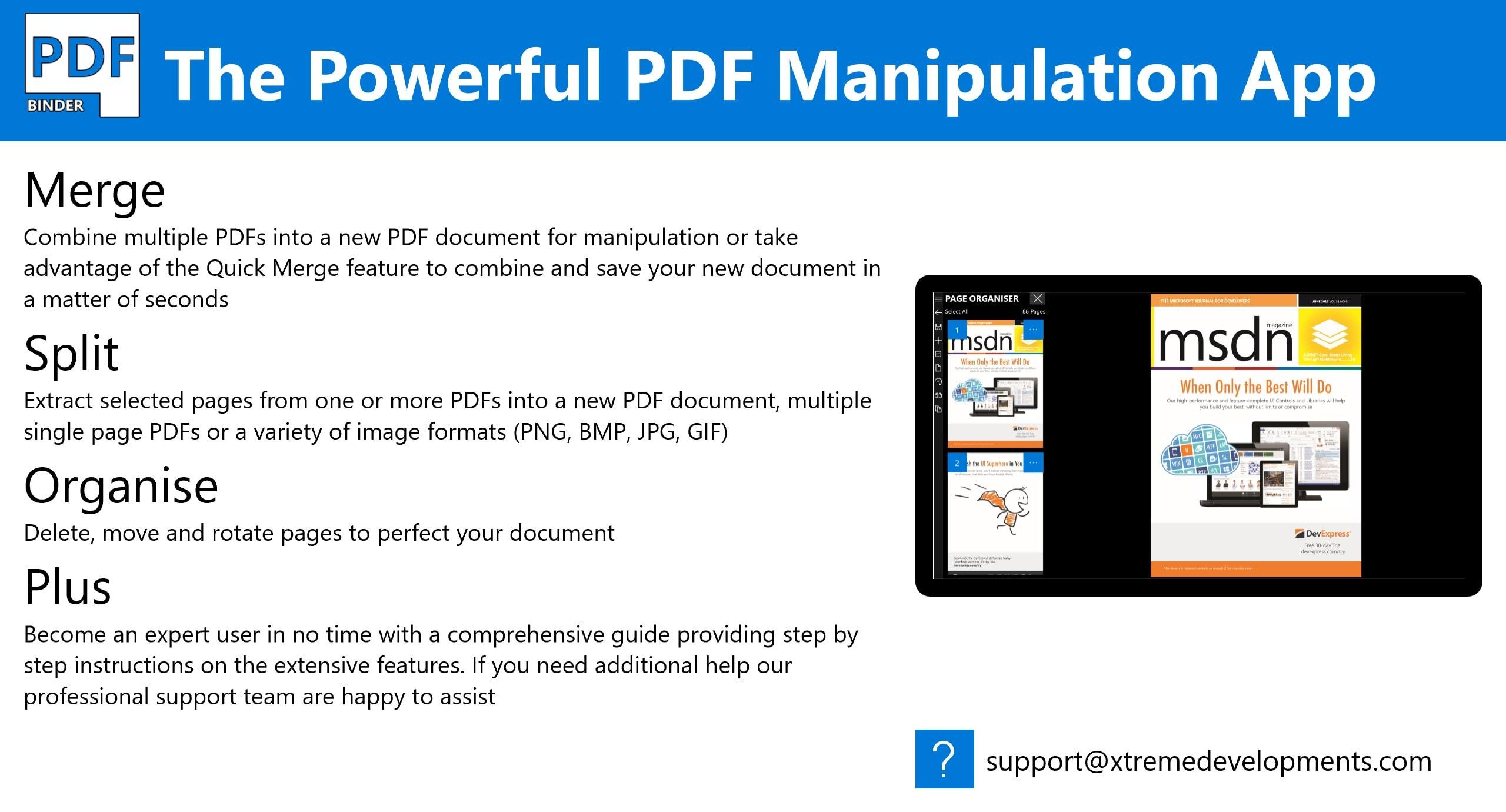 PDF Binder