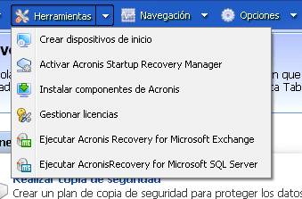 Acronis Backup & Recovery Advanced Server