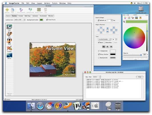 ImageCaster