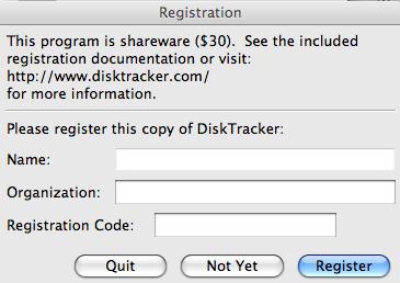 DiskTracker