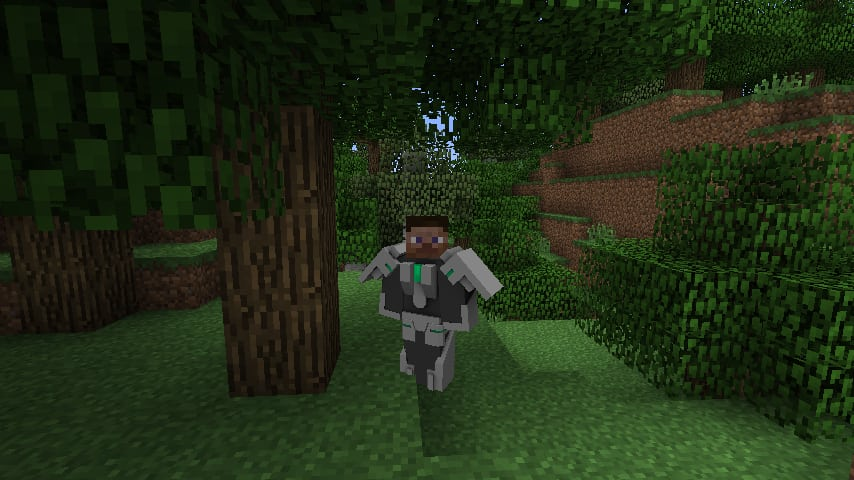 Robot for Minecraft