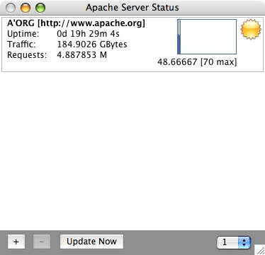Apache Server Watcher