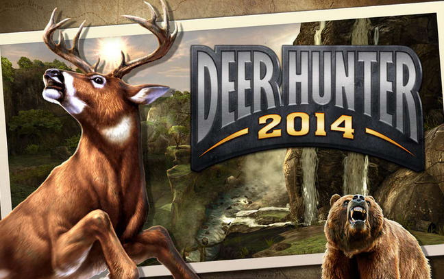 Deer Hunter 2014