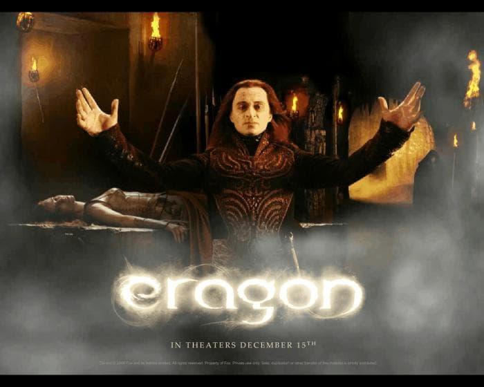Eragon, salvapantallas 1