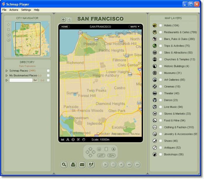 Schmap San Francisco Guide
