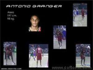 Salvapantallas de Antonio Granger