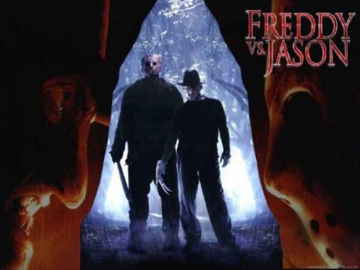 Freddy vs Jason Theme