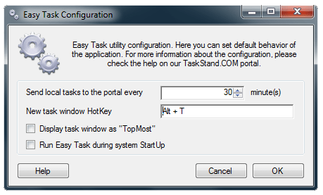 TaskStand.COM Easy Task